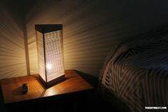 Aydınlatma ve Dekor Dünyasından Gelişmeler: Thibaut Malet'ten SÖHKA Ahşap Masa Lambası #aydinlatma #lighting #design #tasarim #dekor #decor
