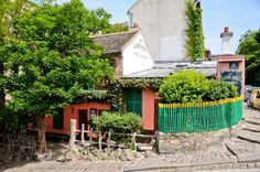 Le Lapin Agile 22 rue des Saules – Paris 75018 Métro : Lamarck lieux-romantiques-paris