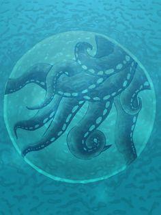 salad bowl octopus