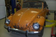 To Vee Or Not To Vee: 1972 VW Bug Convertible - http://barnfinds.com/to-vee-or-not-to-vee-1972-vw-bug-convertible/