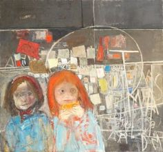 Highlights − Joan Eardley − On Now & Coming Soon − Exhibitions − What's On − National Galleries of Scotland