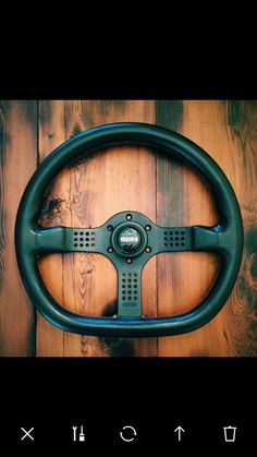 MOMO steering wheel circa 1992