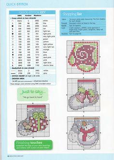 Gallery.ru / Фото #45 - Cross Stitch Card Shop 68 - WhiteAngel