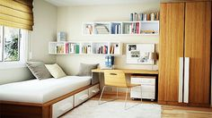 Decor Tips for Small Spaces; Make Your Space Look Great Without Clutter