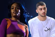 Zayn Malik Targeted by Azealia Banks Homophobic Tweets Amid Copyright Accusations   Controversial rapper Azealia Banks has made a series of vile homophobic tirades aimed at the former One Direction singer Zayn Mail and his family.It all started with Azealia Banks alleging that Zayn copied her ideas for hisupcoming music video Like I Would. Banks claimed that the video resembled her Yung Rapunxel video.  While writing alongside both videos photo collages Azealia tweeted: Damn Zayn be mood…