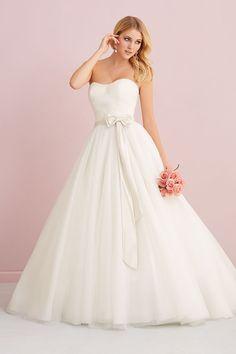 allure romance Style 2759 | Wedding Planning, Ideas & Etiquette | Bridal Guide Magazine