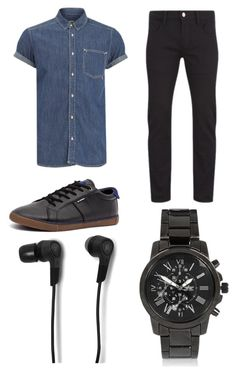 Untitled #21 by mhobi on Polyvore featuring polyvore WeSC Paul Smith Ben Sherman River Island B&O Play mens men men's wear mens wear male mens clothing mens fashion