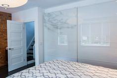 closet area.. a little to modern but like Meg & Steve's Urban Nest