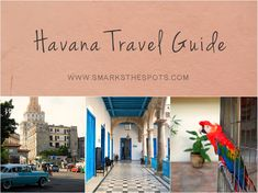 Practical tips, foodie spots and hidden foodie gems about Havana, the capital of one of the most complex and beautiful countries in the world, Cuba! Havana Cuba, Business Management, Countries Of The World, Travel Guide, World Countries