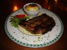 AGED 16OZ RIBEYE: Hand-Trimmed & Cooked To Your Exact Specifications