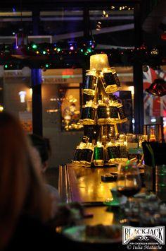 We are ready for you, Santa! Jack Black, Santa, Table Decorations, Christmas, Home Decor, Xmas, Decoration Home, Room Decor, Navidad