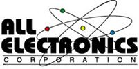All Electronics | Electronic and Electro-Mechanical Parts and Supplies at Discount Prices