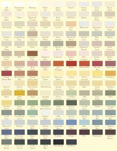Farrow & Ball Paint Colors