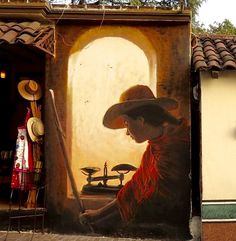 by Ala Niz in Malinalco, Mexico, 12/15 (LP)