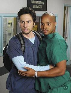 Gay scrubs