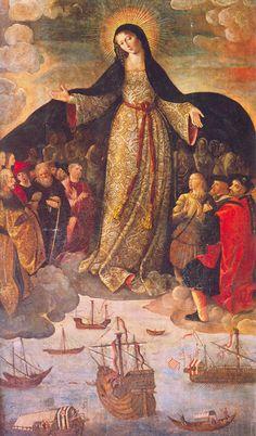 Madonna della Misericordia - Google Search