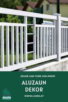 Aluzaun Dekor Limes, Outdoor Decor, Home Decor, Graz, Balcony, Decoration Home, Room Decor, Home Interior Design, Lime