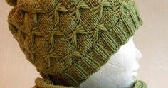 Samaisesta langasta, kuin eilen postaamani tuubihuivi, syntyi sille kaveriksi pipo, tuolla ihanalla Butterfly Hat ohjeella, jolla olen te... Knitted Hats, Knitting, Tricot, Breien, Stricken, Weaving, Knits, Crocheting, Yarns