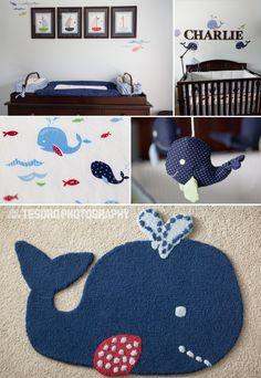 Navy themed classroom (- the crib) Whale Nursery, Elephant Nursery, Baby Boy Rooms, Baby Boy Nurseries, School Decorations, Happy Baby, Nursery Themes, Baby Decor, Cool Baby Stuff