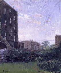 Walter Richard Sickert 'Rowlandson House - Sunset', 1910–11