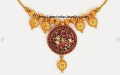 Traditional Rakodi Necklace