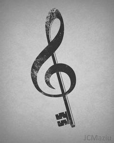 The G key. by JCMaziu.deviantart.com