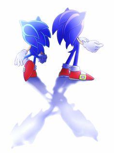 Sonic Classic & Sonic Modern