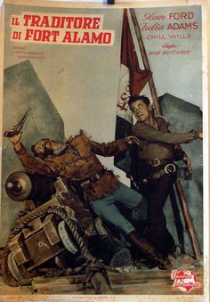 The Alamo Movie   Inicio » Catálogo » Westerns » 82765 IL TRADITORE DI FORT ALAMO