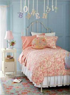 blue girls room
