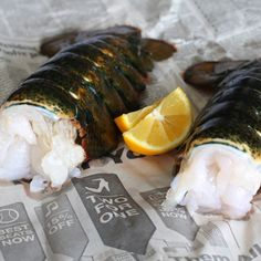 8-10 ounce Maine Lobster Tails
