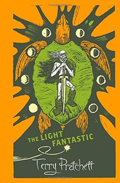 The Light Fantastic: Discworld: The Unseen University Collection (Discworld Hardback Library) by Terry Pratchett http://www.amazon.co.uk/dp/1473205336/ref=cm_sw_r_pi_dp_OkfUub1W2SRQQ