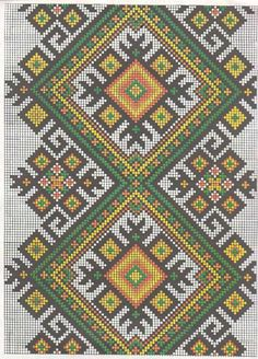 Gallery.ru / Фото #52 - 155 Symbols of Ancient Ukrainian Stitching - thabiti