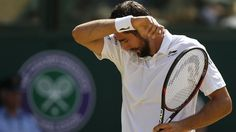 Regrets? Cilic has a few after facing Wimbledon curtain