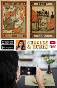 Install the FREE app on your iOS and Android device and enjoy. clairaudience, telepathy and divination dictionary, online oracle and divine films. New guessing games and gothic. #tarotdecks #pods #lovers #iosapp #ghost #emperor
