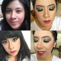 #makeup #traditionalbride #covermakeup