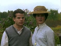 Fred Wright (Bruce McCulloch) & Diana Barry (Schuyler Grant)