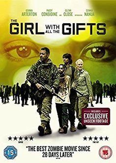 The Girl With All The Gifts [DVD] [2017]