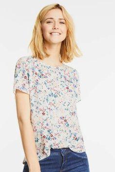 Vintage Flowerprint Shirt