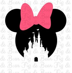 $2.00 Disney Minnie Mouse Castle Shirt Iron on Transfer for Girls Personalized Free PLEASE READ ALL OF THE FOLLOWING INFORMATION BEFORE MAKING YOUR PURCHASE*** ...................................................................................................................................................  * ALL Transfers are for LIGHT COLOR FABRICS ONLY (white, off white, pastels)  Only pay shipping for one transfer!  This is a Custom, Made to Order Iron On Transfer for WHITE ...
