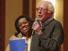 Sanders a hit with Millennial women