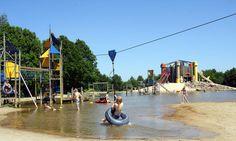 de Berenkuil in Grolloo buitenspeeltuin 2 euro per persoon. buiten en binnenspeeltuin 5 euro per kind