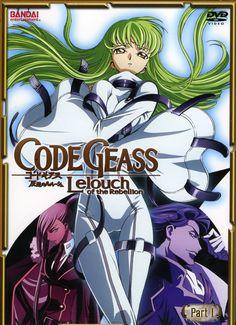 I really love code Geass.