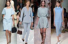 Tendenze moda primavera estate 2015: acquamarina - Tendenze primavera estate 2015: la moda per la bella stagione
