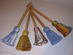 comment tricoter une lavette avec un manche Tea Towels, Macrame, Knit Crochet, Weaving, Textiles, Diy Crafts, Scrapbook, Canvas, Knitting