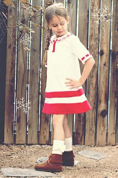 Colors for Sailor dress?