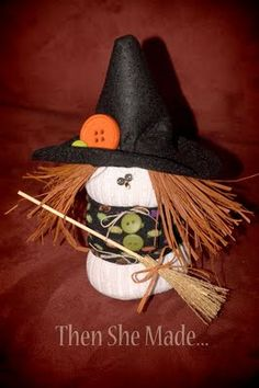 So, remember this little guy? Well, he decided that he wanted to change seasons and give being a scarecrow a try. He's quite successful a. Halloween Scarecrow, Holidays Halloween, Halloween Crafts, Holiday Crafts, Halloween Decorations, Thanksgiving Crafts, Halloween Ideas, Holiday Fun, Sock Snowman Craft