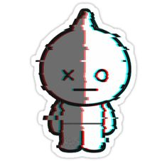 Cool Vans Wallpapers, Sapo Meme, Tumblr Png, Bt 21, Photography Illustration, Line Friends, Aesthetic Stickers, Good Grades, Crazy People