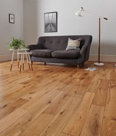 Style Garden Light Oak Solid Wood Flooring - 1.5m2 Pack | Wickes.co.uk Solid Wood Flooring, Engineered Wood Floors, Stone Flooring, Diy Wood Shelves, Diy Wood Bench, Light Oak Floors, Interior Rugs, Oak Color, Wood Beds
