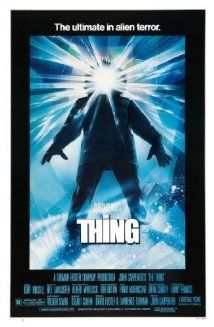 The Thing (1982) - Scientists in the Antarctic are confronted by a shape-shifting alien that assumes the appearance of the people that it kills.