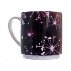 Gillian Arnold Space Cow Parsley Stacking Mug